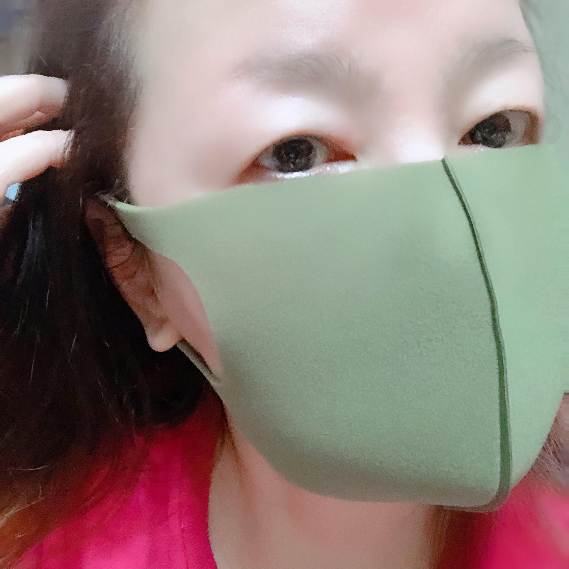 マスク 上下 ウレタン